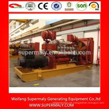 Generador de la biomasa 10kw -1000kw con precio competitivo