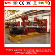 CE approved biomass generator set with ATS box