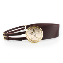 FIVE STAR leather military belt