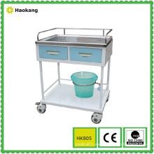 Equipo médico para el carro de tratamiento de hospital (HK-N503)