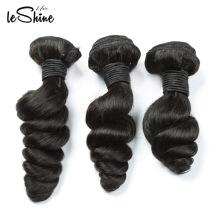 Productos más vendidos Cabello brasileño de la Virgen, Paquetes de pelo de muestra gratis, Cabello rizado ruso de la Virgen de la onda profunda