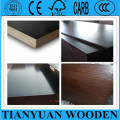 (Cheap Price, Good Quality) Film Faced Plywood/Shuttering Formwork Plywood/Marine Plywood