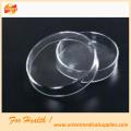 Стекло / пластик чашка Петри для лабораторного использования в больнице