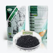 Khumic Fertilizer Sodium humate shiny flake bulk price