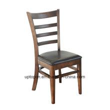 (СП-EC162) ресторан мебель лестница стул дерево кожа