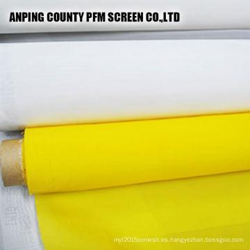 Nueva pantalla de malla de impresión de poliéster monofilamento con alta calidad