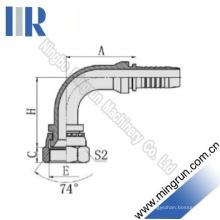 90 Elbow Jic femelle hydraulique raccord de tuyau (26791)