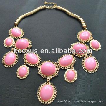 Moda jóias colar de China Yiwu Market