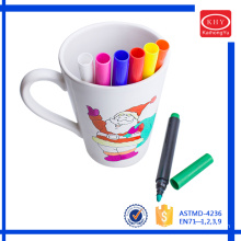 Wholesale nontoxic ink erasable DIY porcelain marker pen