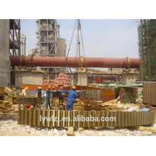 OEM Customized High Quality Large Ring Gear For Ball Mill