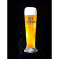 Paulaner LED-Flaschendisplay 4C Siebdruck