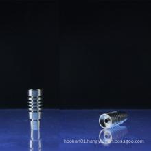 Domeless Heatsink Designs 14mm and 18mm Universal Titanium Nail (ES-TN-008)
