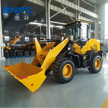 2 Ton Capacity Mini Loader