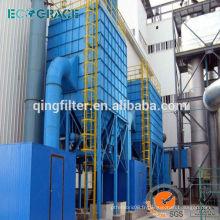 Filtrage de fumée industrielle Filtre de sac de collecte de poussière