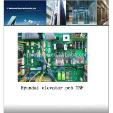 Pièces de l'ascenseur hyundai Carte de circuit imprimé de l'élévateur TNP