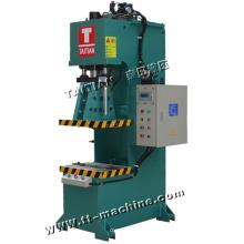 Prensa de corte hidráulico (TT-C10-100T)