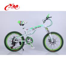 Fabrik faltreifen stahl mountainbike preis / öl scheibenbremse mtb faltrad 26 zoll / finger mountainbike vorne suspension 21 geschwindigkeit