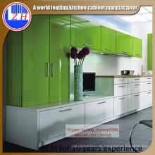 Gabinete de cocina UV brillante