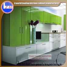 Armário de cozinha UV brilhante