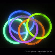 bracelet de lumière chimique
