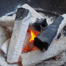4-5Hours Burning time Sawdust Briquette Charcoal For Barbecue