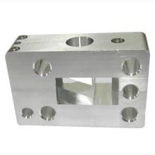 CNC de precisão de alta demanda de usinagem de peças de alumínio