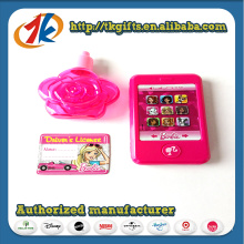 Promotional Items Phone with Flower Shape Bottle Toy