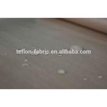 Fabricant principal! Tissu en fibre de verre revêtu de teflon résistant aux hautes températures