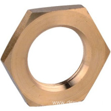 Stainless steel washer brass hex nut