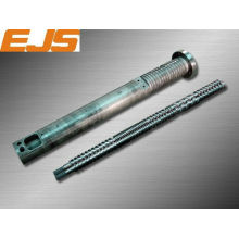 Ferro com base barrel dupla paralela bimetálicos