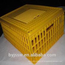 Caixa de plástico de aves de capoeira
