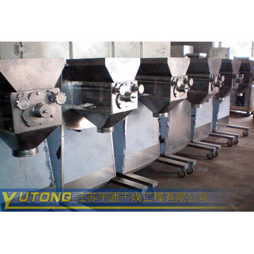 Granulation Machine for Magnesium titanium oxide