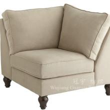 Polsterleder Stoff 100% Polyester Wildleder für Sofa