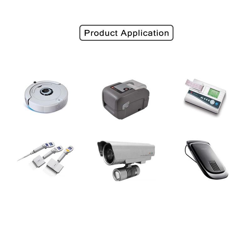 6 11.1V 13Ah lithium battery application