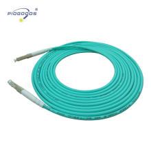 Fornecedor ótico interno da fábrica da porcelana do revestimento PVC / LSZH do cabo da fibra OM3 do multi modo de LC / UPC fornecedor da fábrica de China de 3.0mm