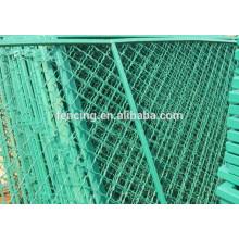 Revestimento mergulhado de PVC malha de arame bela grade ou Meg cerca, redes (20 anos fabricante)