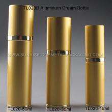 Золотой алюминий Крем бутылка