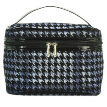 Houndstooth Cosmetic Bag pour faire UPS
