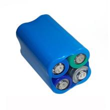 Batterie mince de tube de rétrécissement de la chaleur de PVC de mur de services d'OEM