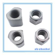 Engineering Machinery Nut, Quartering Hammer Nut, Hex Nut Sb 45 M33, Sb 50 M39