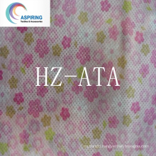 Non-Woven Fabric with Sesame DOT Pattern 20% Recycled 80GSM