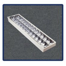 4*40W/T8/1200*600 Recessed Mounted Grille Lamp