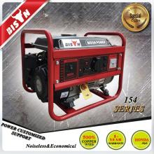 BISON (CHINA) OHV Silent Japón 1.5kva Generador de Gasolina de Motor
