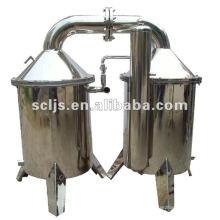 100L Edelstahl Elektrische Wasser-Brenner Maschine