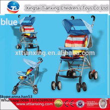 China Factory Wholesale European Quality Steel Frame Cheap Baby Stroller