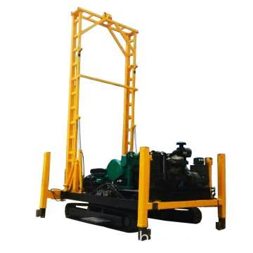 Tiefe 600m Mill Rig Positiver Zyklus