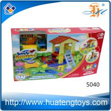 New Fashion Educational construction mega house blocks toy