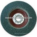 Discos de lixamento de venda quentes personalizados da fibra da zircônia dental para o metal