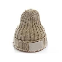 Sports Custom Knitted Beanie Hat