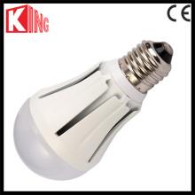 Bombilla de Globle UL Regulable E26 7W LED